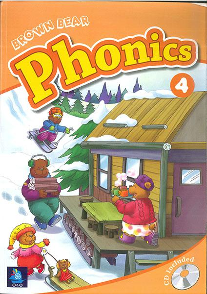 Brown Bear Phonics 4 Student\'s Book.jpg