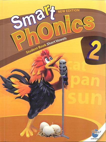 New Smart Phonics 2 Student\'s Book.jpg