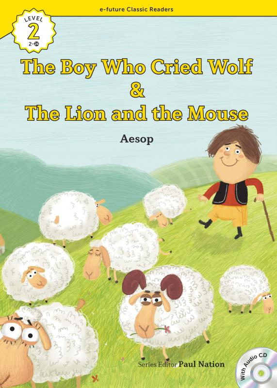 2-24.The Boy Who Cried Wolf & The Lion and the Mouse.jpg
